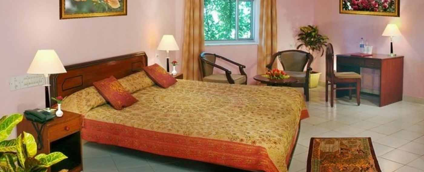 Ranthambore Forest Resort Room
