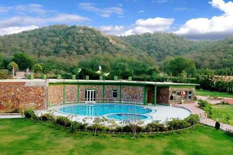 Ranthambore Forest Resort Full View