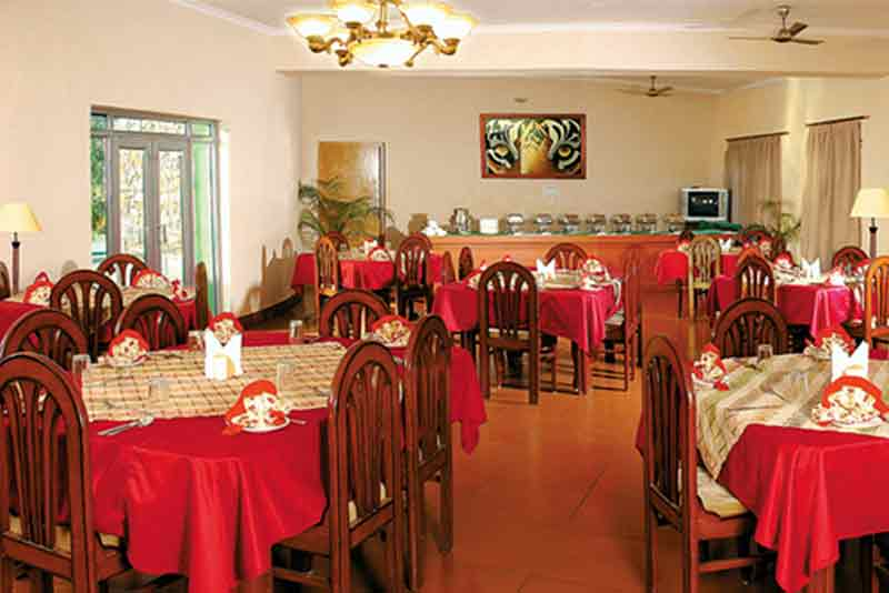 Ranthambore Forest Resort Restaurant